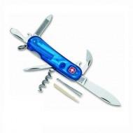 "Нож ""Wenger"", 1.10.09.416, 85мм, синий"