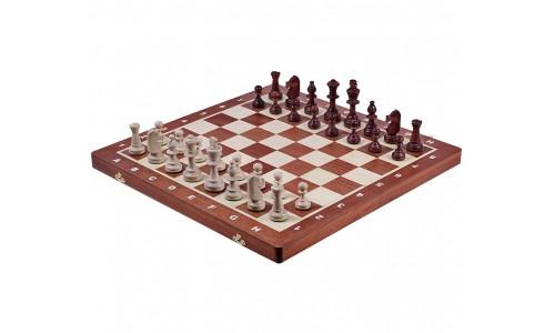 Шахматы турнирные №4 Madon 3054, 42x42см