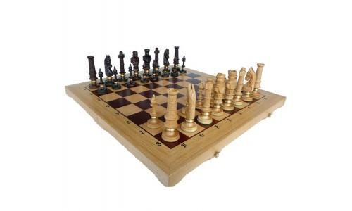 """Шахматы """"Royal Lux"""", Madon 3104-05, 62x62см"""