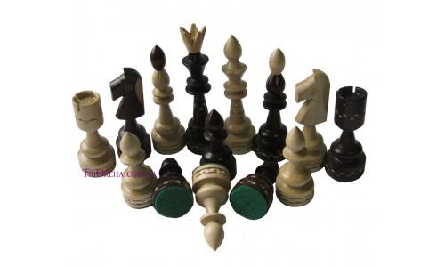 """Шахматные фигуры №6 """"Индийские"""" 54х54см"""