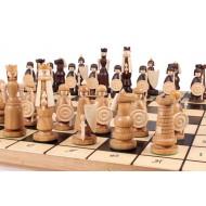 """Шахматы """"Магнат 3155"""", Madon 55*55см"""