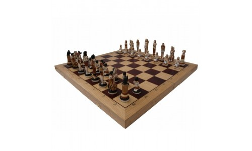 "Шахматы 3157 ""Египет"" 64х64см, Madon"