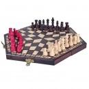 Шахматы для 3-их, 3164 Madon 16х28см