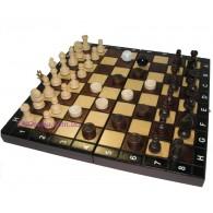Шахматы+нарды+шашки Madon 3181, 28х28см