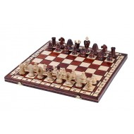 Шахматы Короли / Kings, 2027 Węgiel, 48х48см