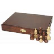 Шахматные фигуры №5, Стаунтон Lux-коробка