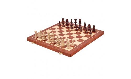 Шахматы турнирные №6, Węgiel 2056, 54x54см
