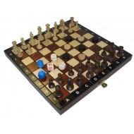 Шахматы+нарды+шашки, 2068, 27х27см