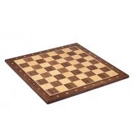 Шахматная доска №5, интарсия орех 48х48см
