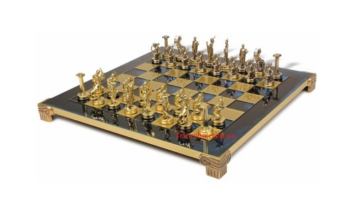 "Шахматы ""Геркулес"" S-5, Manopoulos 36х36см"