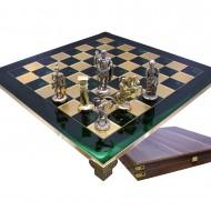 "Шахматы S-10 44х44см, Manopoulos ""Римляне"""