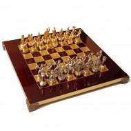"Шахматы S-15 28х28см, Manopoulos, ""Лучники"""