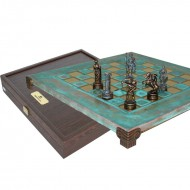 Шахматы Империя 28х28, Manopoulos 15TIR