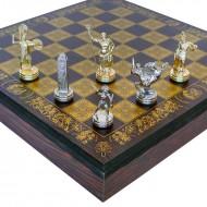 Шахматы SM-4 Олимп, 34х34см Manopoulos
