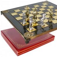 "Шахматы 86-3381 38х38 Marinakis ""Наполеон"""