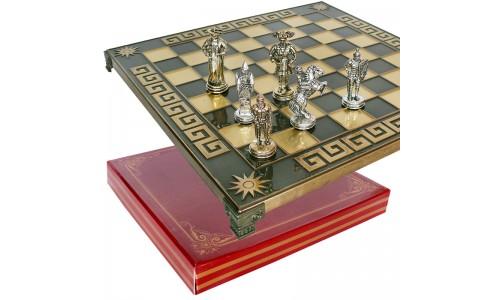 Шахматы 86-3510 32х32 Marinakis, Мушкетеры