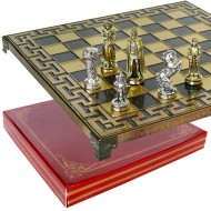 "Шахматы 086-3511 32х32 Marinakis, ""Рыцари"""