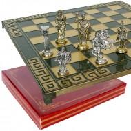 "Шахматы 86-4503 45х45, Marinakis ""Римляне"""