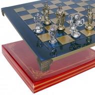 Шахматы 86-4514 44х44, Marinakis Крестоносцы