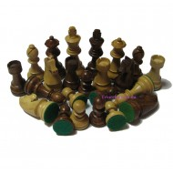 Шахматные фигуры №6, Немецкий Стаунтон VIP