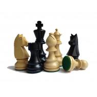 Шахматные фигуры  №5, Немецкий Стаунтон VIP
