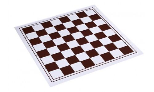 Шахматная доска №6, пластик 51х51см