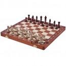 Шахматы магнитные №3, турнирные 35х35см