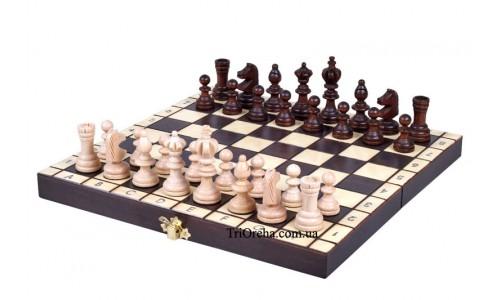 Шахматы Olimpic, 3122-02 Madon 30х30см