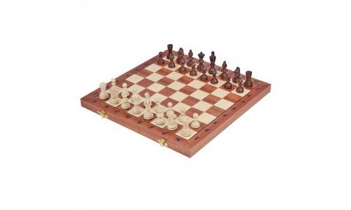 Шахматы Olimpic Small Intarsia, 3122-06 35х35см