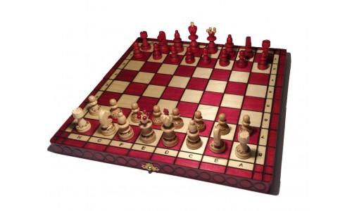 Шахматы Pearl Small, 3134-02 35х35см