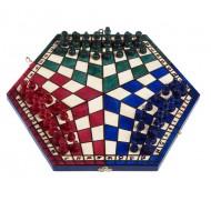 Шахматы для троих, 316301 Madon 35х20см