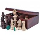 Шахматные фигуры №5, Стаунтон 2044 коробка