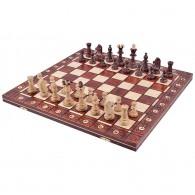 Шахматы Консул 2008, Węgiel 48х48см