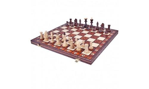 Шахматы Юниор 2009, Węgiel 42х42см