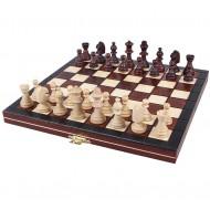 Шахматы магнитные 2029, Węgiel 24х24см