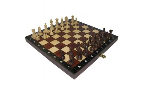 Шахматы Туристические, 2039 Węgiel 28х28см