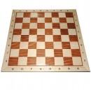 Шахматная доска №6, красное дерево 54*54см