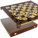 "Шахматы S10-04 44х44, Manopoulos ""Римляне"""