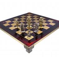 Шахматы S-12 44х44см Manopoulos, Мушкетеры
