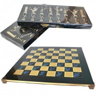 "Шахматы S-19 ""Олимп"",  Manopoulos 54х54см"