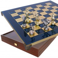 "Шахматы ""Олимп битва"" S-4, Manopoulos 36х36см"