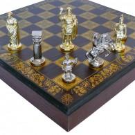 """Шахматы SM-11 40х40см Manopoulos """"Римляне"""""""
