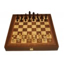 Шахматы нарды шашки STP-36E, короб 41х41см