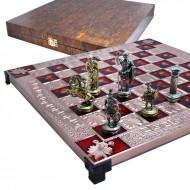 Шахматы 86-3514 32х32 Marinakis, Римляне