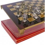 "Шахматы 86-4515 44х44, Marinakis ""Цезарь"""