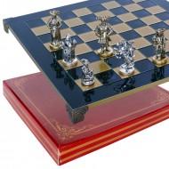 "Шахматы 86-4518 44х44 Marinakis ""Мушкитеры"""