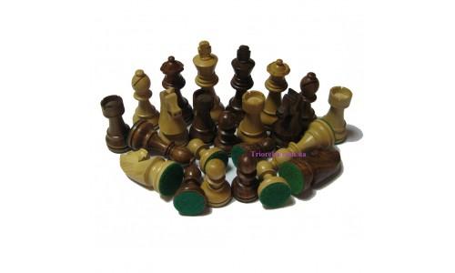 Шахматные фигуры №6, Немецкий Стаунтон