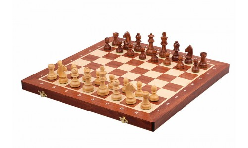 Шахматы Немецкий Статоун, №6 VIP 54x54