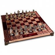 Шахматы 86-2202 28х28 Дон Кихот Marinakis