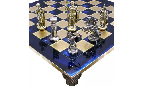 "Шахматы S10-01 44х44, Manopoulos ""Лучники"""